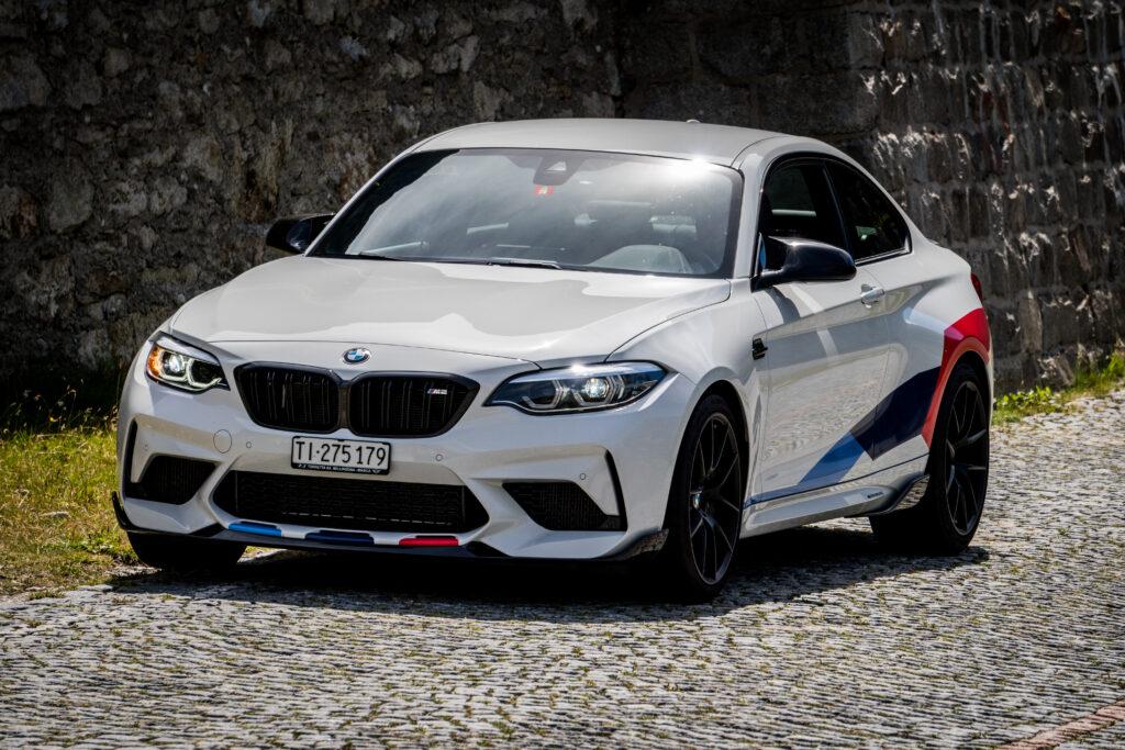 BMW M2 Competizione Swiss Edition